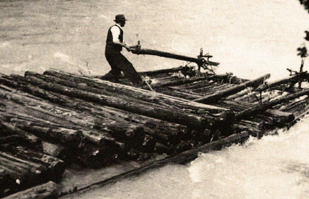 Zattieri - News, il fascino del legno antico di recupero